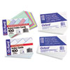 Oxford® Spiralbound Index Cards