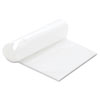 CAN LINER HI-D ROLLS, 6 MICRONS, 24 X 24, 20 ROLLS, CLEAR, 50/ROLL, 20/CT