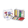 First Aid Only™ ANSI-Compliant First Aid Kit with 16 Units