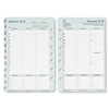 FranklinCovey® Original Green Dated Weekly/Monthly Planner Refill