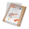 GBC® Letter and Legal Size Premium Laminating Pouches