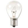 INCANDESCENT S11 APPLIANCE LIGHT BULB, 40 W