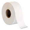 Jumbo Jr. One-Ply Bath Tissue Roll, 9 Diameter, 2000ft, 8 Rolls/carton