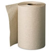 Nonperforated paper towel roll.