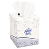 Premium Facial Tissue, White, Cube Box, 96 Sheets/box