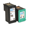 HP C9353FN (HP 96/97) Inkjet Cartridge Combo Pack