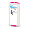 HP 70 130-ml Magenta Ink Cartridge for Z2100/Z3100/Z3200
