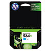 CB323WN (HP 564XL) High-Yield Ink, 750 Page-Yield, Cyan