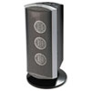 Holmes® Triple Ceramic Heater with Comfort Control Thermostat