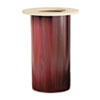 HON COMPANY HBLCY02.N Laminate Cylinder Table Base, 18