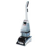 Commercial Steamvac Carpet Cleaner, Black