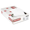 Heavy Grade Can Liners, 60gal, 13 Micron, 38 X 60, Natural, 200/carton