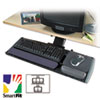 Adjustable Keyboard Platform With Smartfit System, 21-1/4w X 10d, Black
