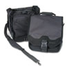 Kensington SaddleBag Notebook Carrying Case, Black