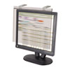 """Lcd Protect Privacy Antiglare Deluxe Filter, 19""""-20"""" Widescreen Lcd, 16:10"""