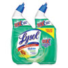 CLEAN & FRESH TOILET BOWL CLEANER CLING GEL, COUNTRY SCENT, 24 OZ, BANDED 2 PACK