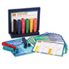 Deluxe Fraction Tower Activity Set, Math Manipulatives, for Grades 1-6 LER2075