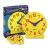 Classroom Clock Kit, Learning Clock, for Grades Pre-K-4