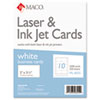 Maco Tag Label Business Cards - ML8555