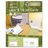 Maco Recycled Laser/Inkjet Business Cards - RL8550