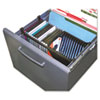 Master Caster® Stor-It™ Media File Rack/CD Holder