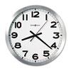 Round Wall Clock, 15-3/4