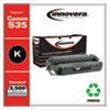 REMANUFACTURED BLACK TONER CARTRIDGE, REPLACEMENT FOR CANON S35 (7833A001AA), 3,500 PAGE-YIELD
