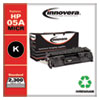 REMANUFACTURED BLACK MICR TONER CARTRIDGE, REPLACEMENT FOR HP 05AM (CE505AM), 2,300 PAGE-YIELD