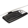Easy Adjust Keyboard Tray, Standard Platform, 23 Track, Black