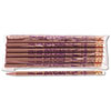 Decorated Wood Pencil, You Are Awesome, HB #2, Gold, Dozen