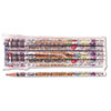 Picture of Decorated Pencil Happy Birthday 2 Holographic SR Brl Dozen