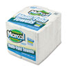 SMALL STEPS 100% PREMIUM RECYCLED TOWELS, 1-PLY, MULTI-FOLD, WHITE, 250 SHEETS/PACK, 8 PACKS/CARTON