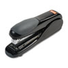 Flat-Clinch Standard Stapler, 30-Sheet Capacity, Black