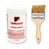 Coated Products Fan-out Padding Adhesive, 32 oz, Liquid