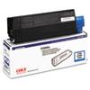 43034803 Toner (type C6), 1500 Page-Yield, Cyan