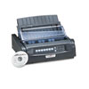 Oki MICROLINE 420 Black Dot Matrix Printer