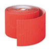 Bordette Decorative Border, 2 1/4 X 50' Roll, Flame Red