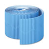 Bordette Decorative Border, 2 1/4 X 50' Roll, Brite Blue