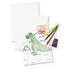 White Drawing Paper, 78 lbs., 18 x 24, Pure White, 500 Sheet