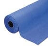 "Rainbow Duo-Finish Colored Kraft Paper, 35 lbs., 36"" x 1000 ft, Royal Blue"