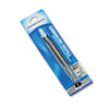 Paper Mate® Refill for Aspire, PhD, PhD Ultra Ballpoint, Fine, Black Ink, 2/Pack PAP4332431PP