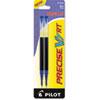 REFILL FOR PILOT PRECISE V7 RT ROLLING BALL, FINE POINT, BLUE INK, 2/PACK