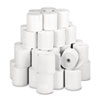 "Single Ply Thermal Cash Register/pos Rolls, 3 1/8"" X 273 Ft., White, 50/ctn"