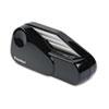 """Model 1624 Handheld Battery Operated Letter Opener, 1 3/4"""", Black"""