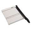 Polyboard Paper Trimmer, 10 Sheets, Plastic Base, 11 3/8 X 14 1/8