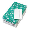 Security Tinted Business Envelope, Contemporary, #6 3/4, White, 500/box
