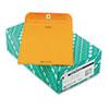 Clasp Envelope, 7 1/2 X 10 1/2, 32lb, Brown Kraft, 100/box