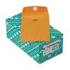 Clasp Envelope, 5 X 7 1/2, 28lb, Brown Kraft, 100/box