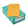 Clasp Envelope, 7 X 10, 28lb, Brown Kraft, 100/box