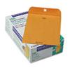Clasp Envelope, 7 1/2 X 10 1/2, 28lb, Brown Kraft, 100/box